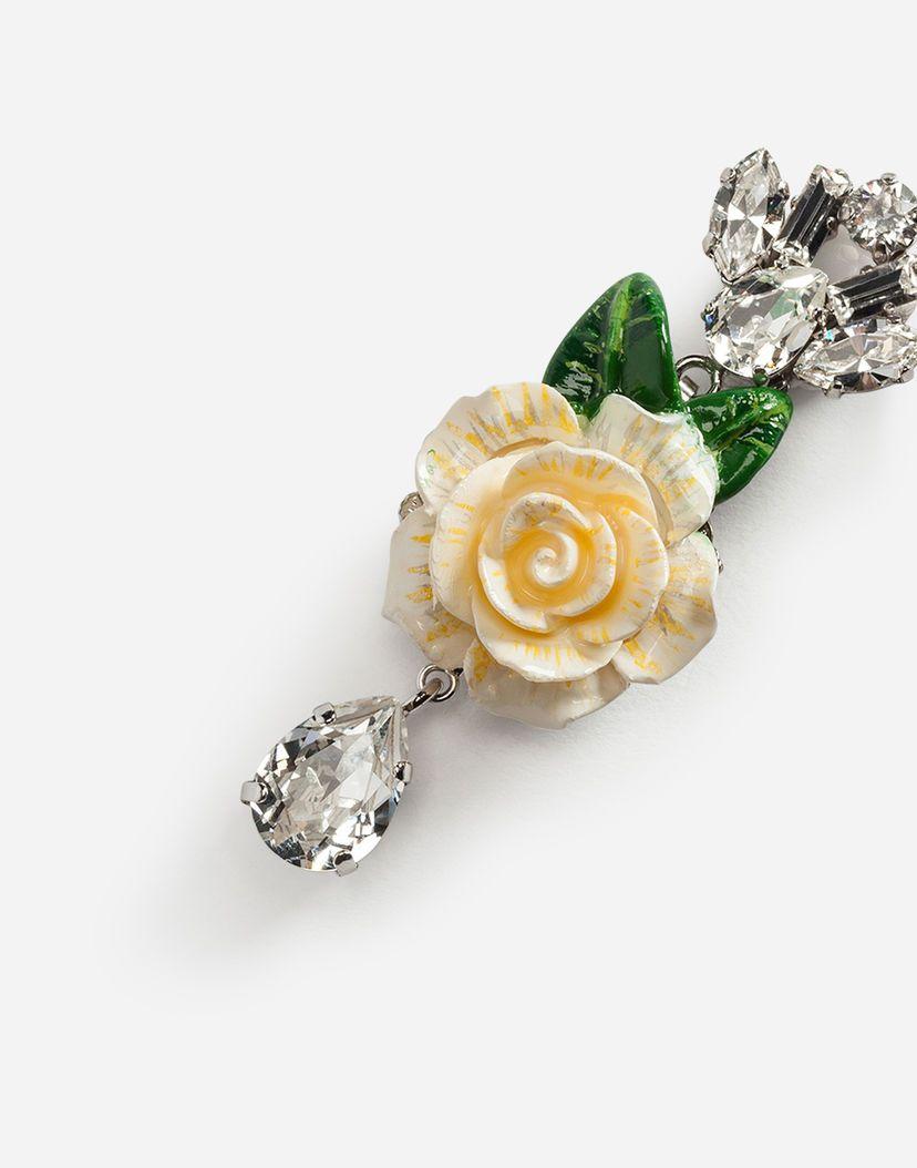 e71532cee Drop earrings with roses | 2019 list | Earrings, Rose earrings ...