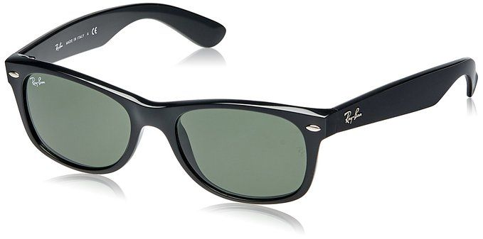 aee6a2de67c Ray-Ban RB2132 - New Wayfarer Non-Polarized Sunglasses