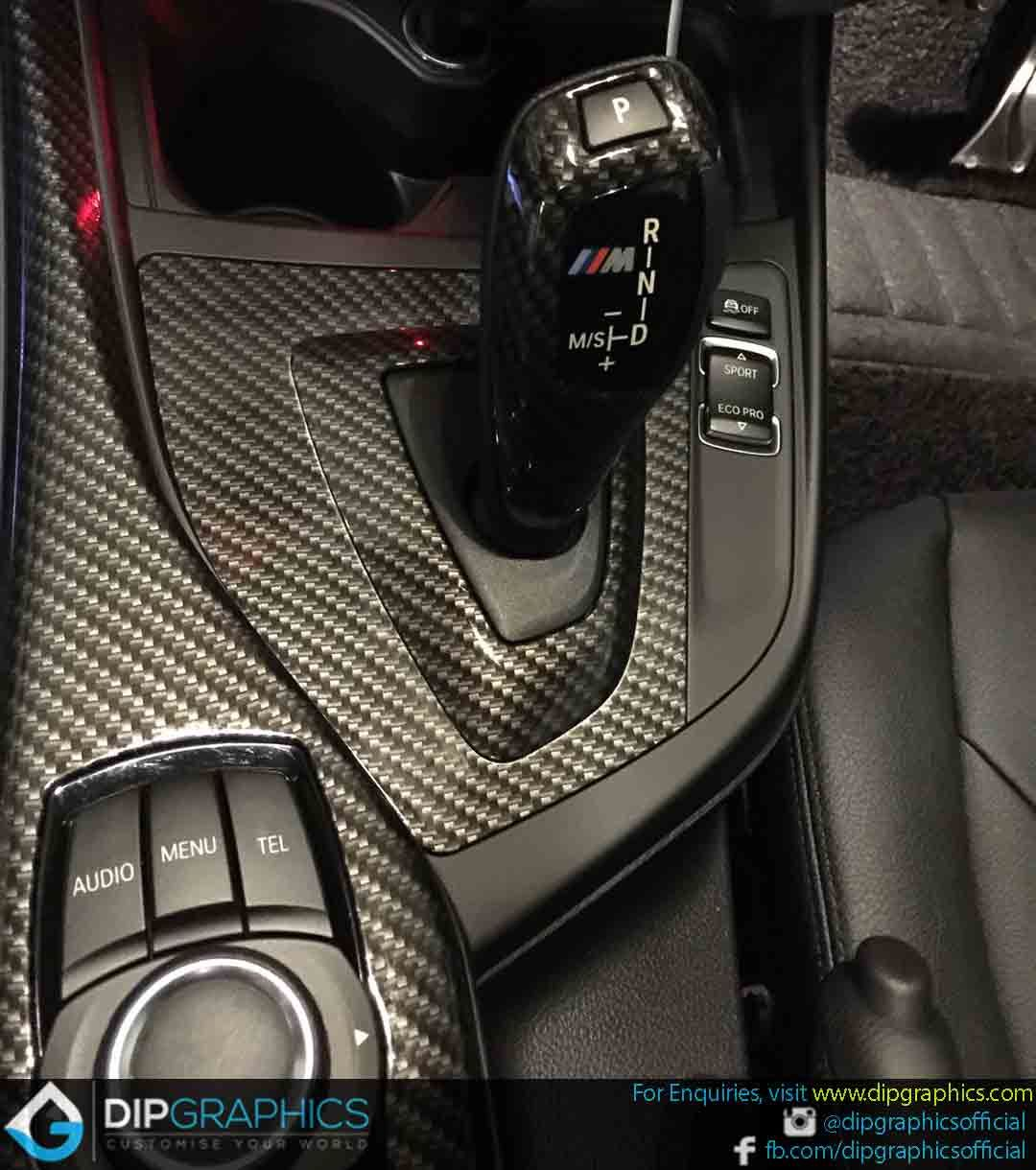 hydro dipped bmw interior panel in carbon fiber 9 automotive hydrographics pinterest. Black Bedroom Furniture Sets. Home Design Ideas