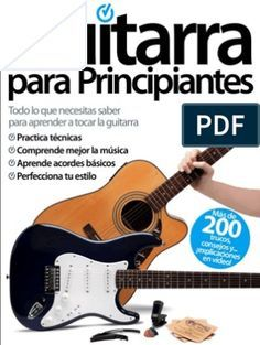Turbo Manual de Guitarra Eléctrica | Escala (Música) | Acorde (Música)