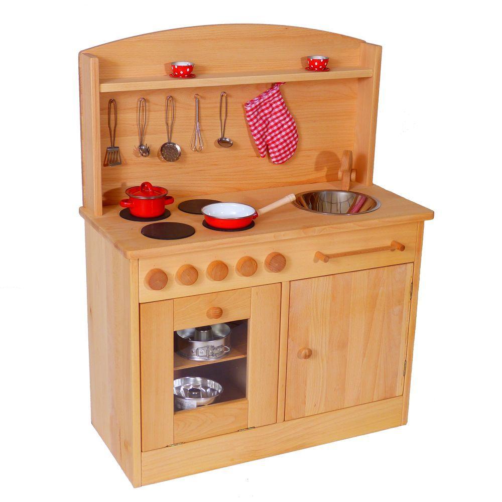 2024 Holz-Kinderküche \