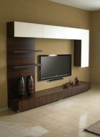 T V Unit Side Veiw Modern Living Room By Ssdecor Modern: Tv Unit Furniture, Tv Stand