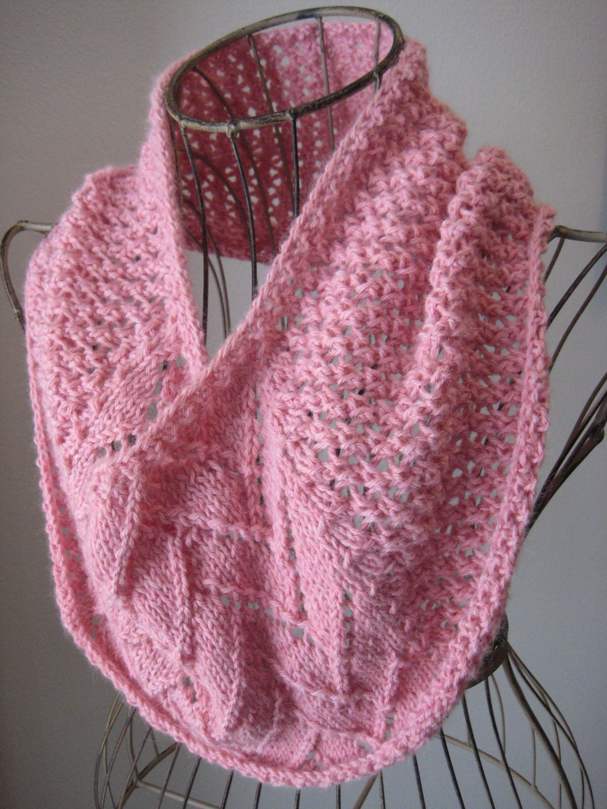 Free Knitting Pattern - Cowls and Neck Warmers: Flemish Block Cowl ...