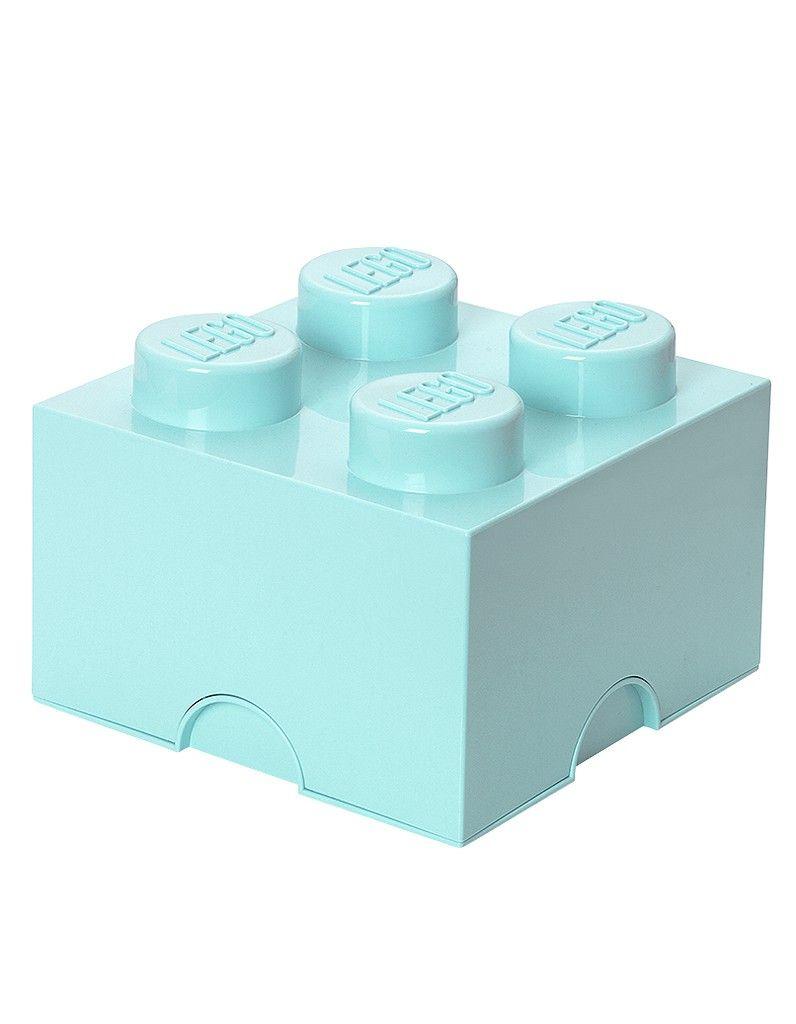 50 idées pour décorer une chambre d'enfant   Boite rangement lego, Brique de rangement lego et ...