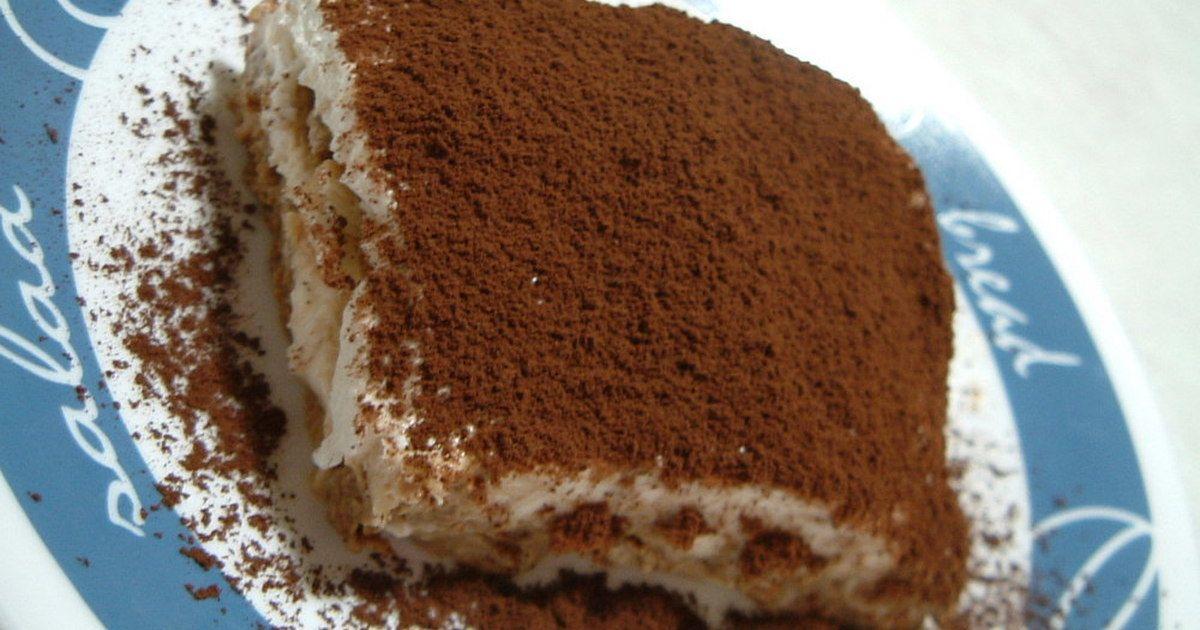 ボウル1つで簡単 お店の味 ティラミス 10分でできるけど味は本格的 1箱 1パック使い切り お子様 男性でも簡単に作れます 材料 クリームチーズ 生クリーム 砂糖 ティラミス レシピ ティラミス 素敵なケーキ
