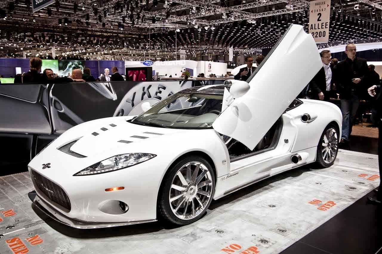 Spyker C8 Aileron Classy cars, Cars, Luxury cars