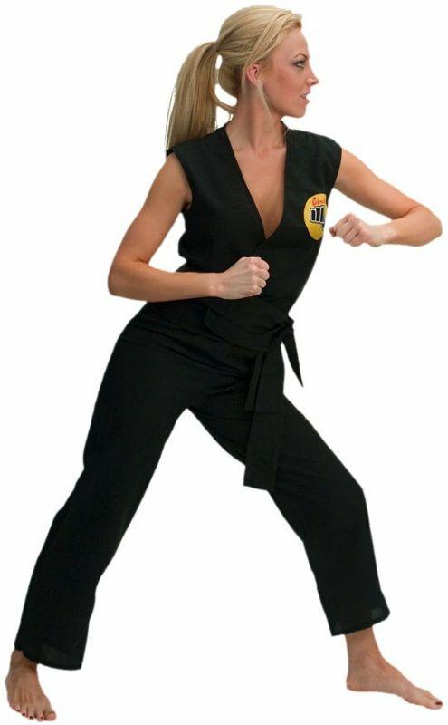 Karate Kid Sassy Cobra Kai Gi Adult Costume$46.99  sc 1 st  Pinterest & Karate Kid Sassy Cobra Kai Gi Adult Costume   Pinterest   Costumes