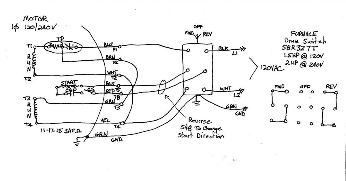 220 volt well pump wiring diagram