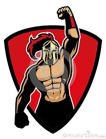 warrior stock illustrations 12 723 warrior stock illustrations rh pinterest com fighting hawks logos fighting illini logos