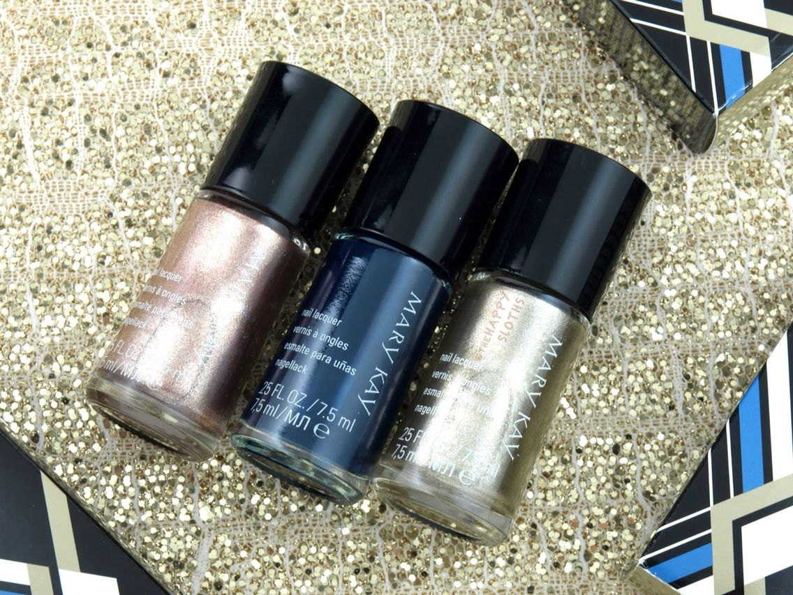 The NEW! Limited-Edition† Mary Kay® Nail Lacquer from the Runway ...