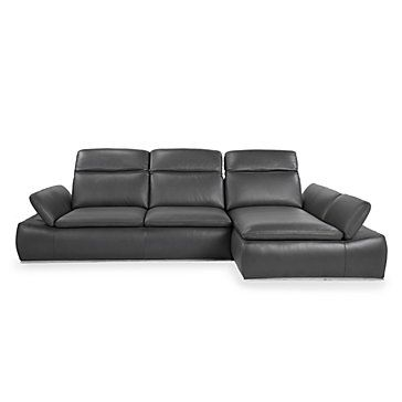 Boulevard Sectional - 2PC   Sectionals   Living Room ...