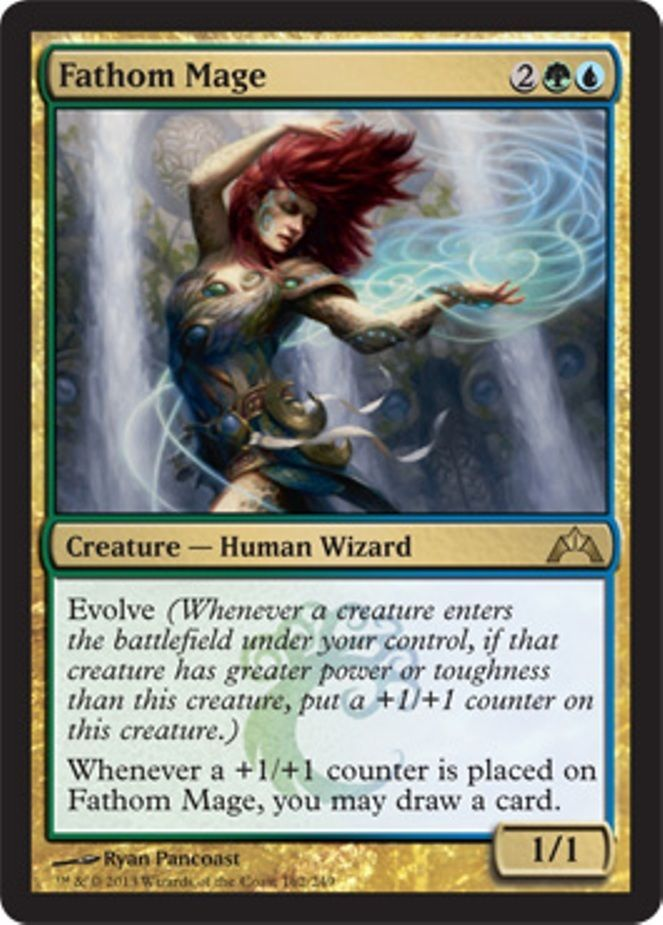 budget blue green simic magic the gathering card theme deck 75