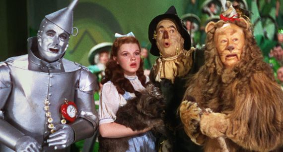 オズの魔法使い(1939,US)