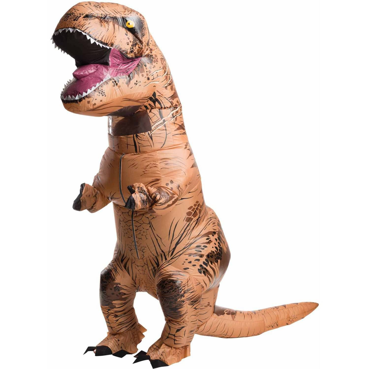 Jurassic Park T-Rex Inflatable Adult Halloween Costume | Jurassic park