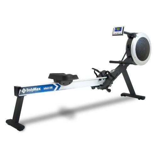 BH Fitness Boston Rameur pliable