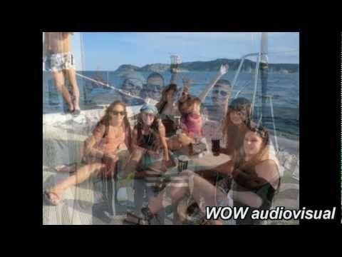 Catamaran Piratas del Mediterraneo 2011 - WOW audiovisual / Video