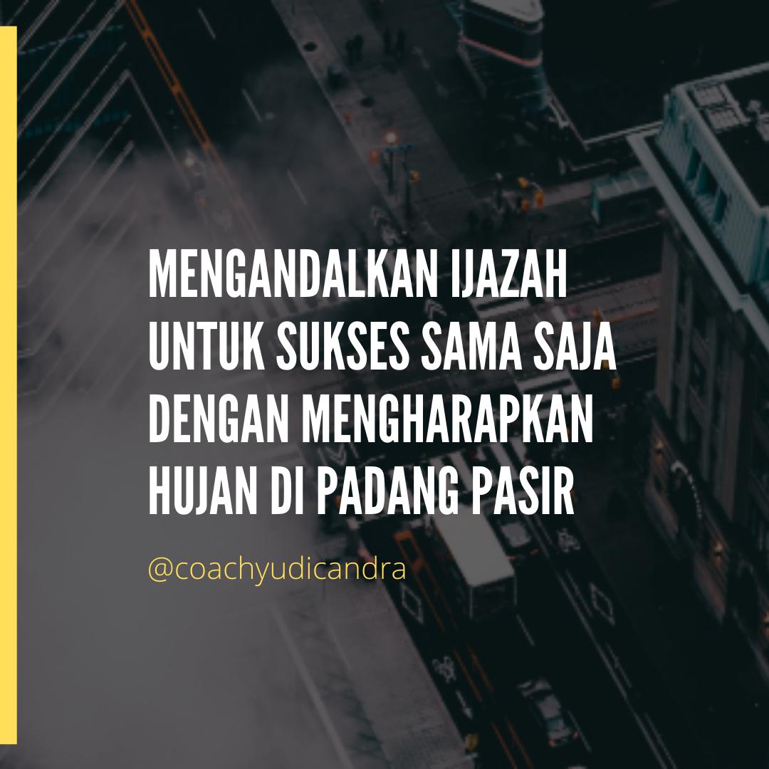Pin Di Leadership Yudicandra