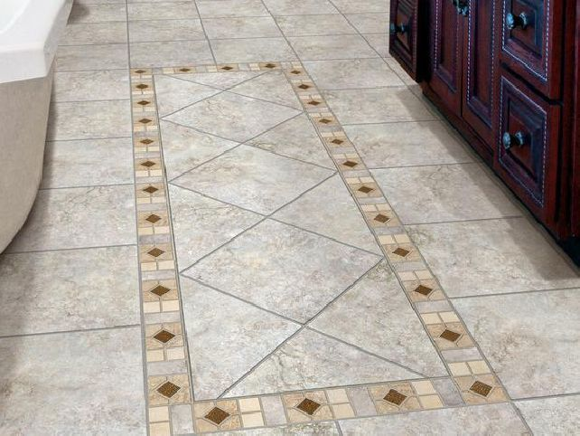 The best guideline to floor tile patterns | Floor and Carpet | Lake ...
