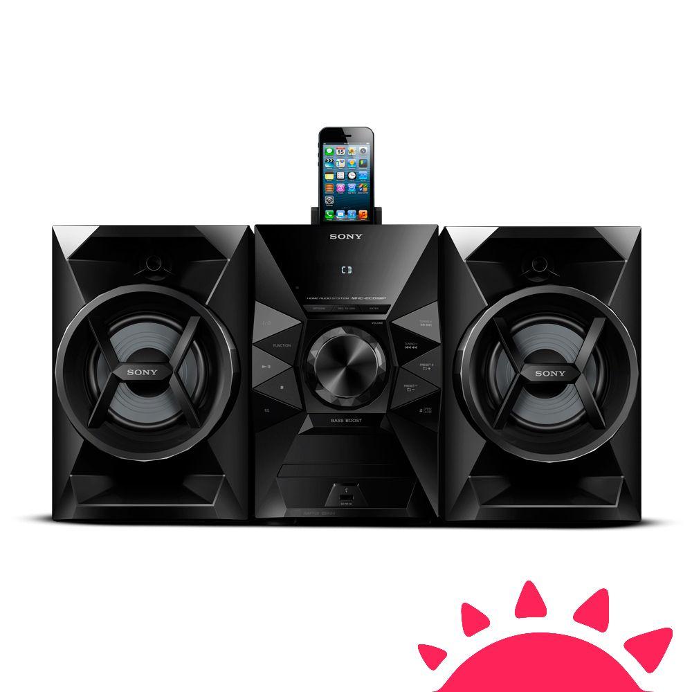 Pin by SK LIM on speaker Shelf system, Sony, Hi fi system