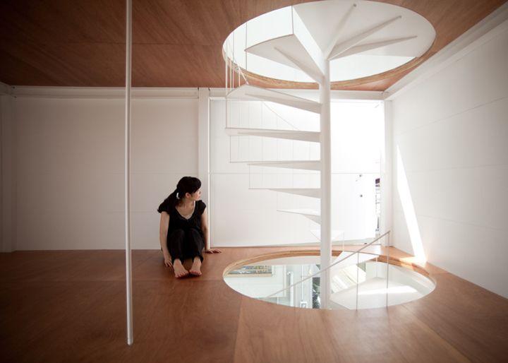 Small House   Unemori Architects
