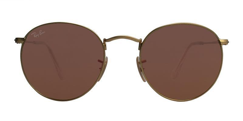 70eb6406e8 Ray Ban - RB3447 Gold - Pink sunglasses