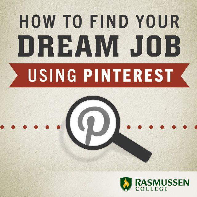 3 Steps to Finding Your Dream Job Using Pinterest - blog post - post resume