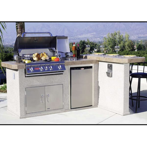 Image Result For Bbq Islands With White Stucco Finish Grill Island Bbq Island Outdoor Kitchen