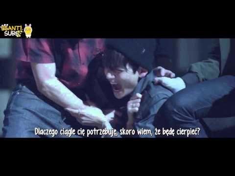BTS - I NEED U  polish subs