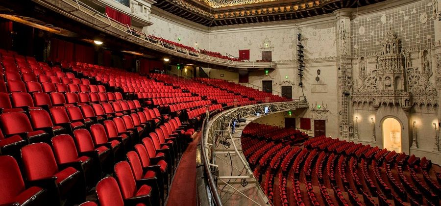Image Result For The Orpheum Theater San Francisco Theater Seating Seating Charts San Francisco Theater