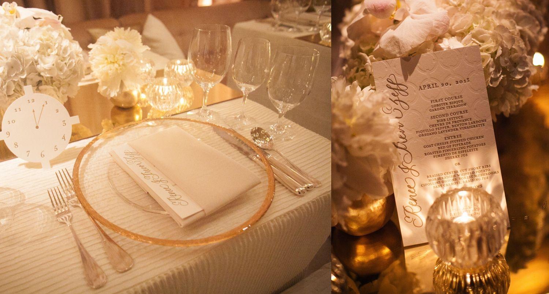 Nigerian wedding decoration images  Renee  Trevor  Kristin Banta Events  Los Angeles  NYC Wedding