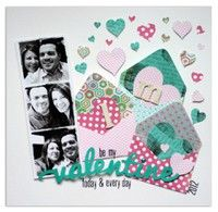 A Project by bluestardesign from our Scrapbooking Gallery originally submitted 04/25/12 at 08:30 AM