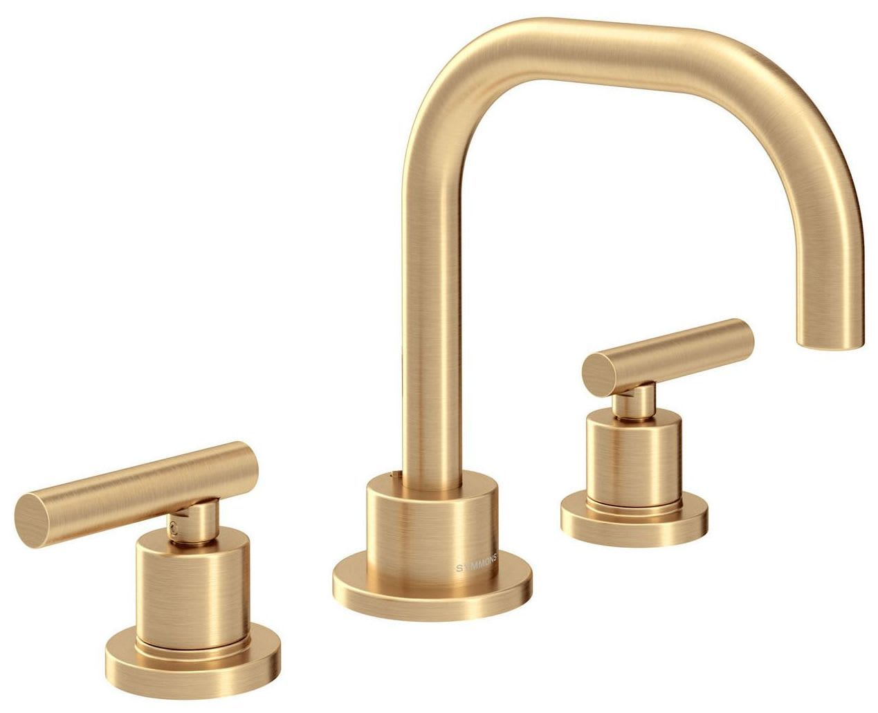 Symmons Slw 3512 Bbz 1 0 Dia 1 0 Gpm Widespread Build Com In 2021 Brass Bathroom Faucets Affordable Bathroom Faucet Bronze Bathroom Faucets