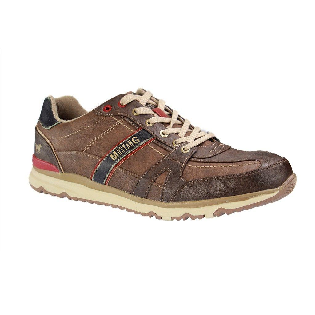 Sneakers Schuhe 4095 Herren Xxl In Mustang 301 3 Braun xerBCdoW