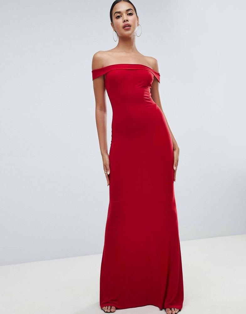 b1a9ef540a stunning vintage style prom party or bridesmaid red dress  fashion   clothing  shoes  accessories  womensclothing  dresses (ebay link)