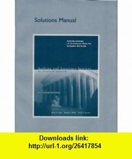 Solutions manual for auditing and assurance services an integrated explore manual ebooks and more solutions manual for auditing and assurance services fandeluxe Image collections