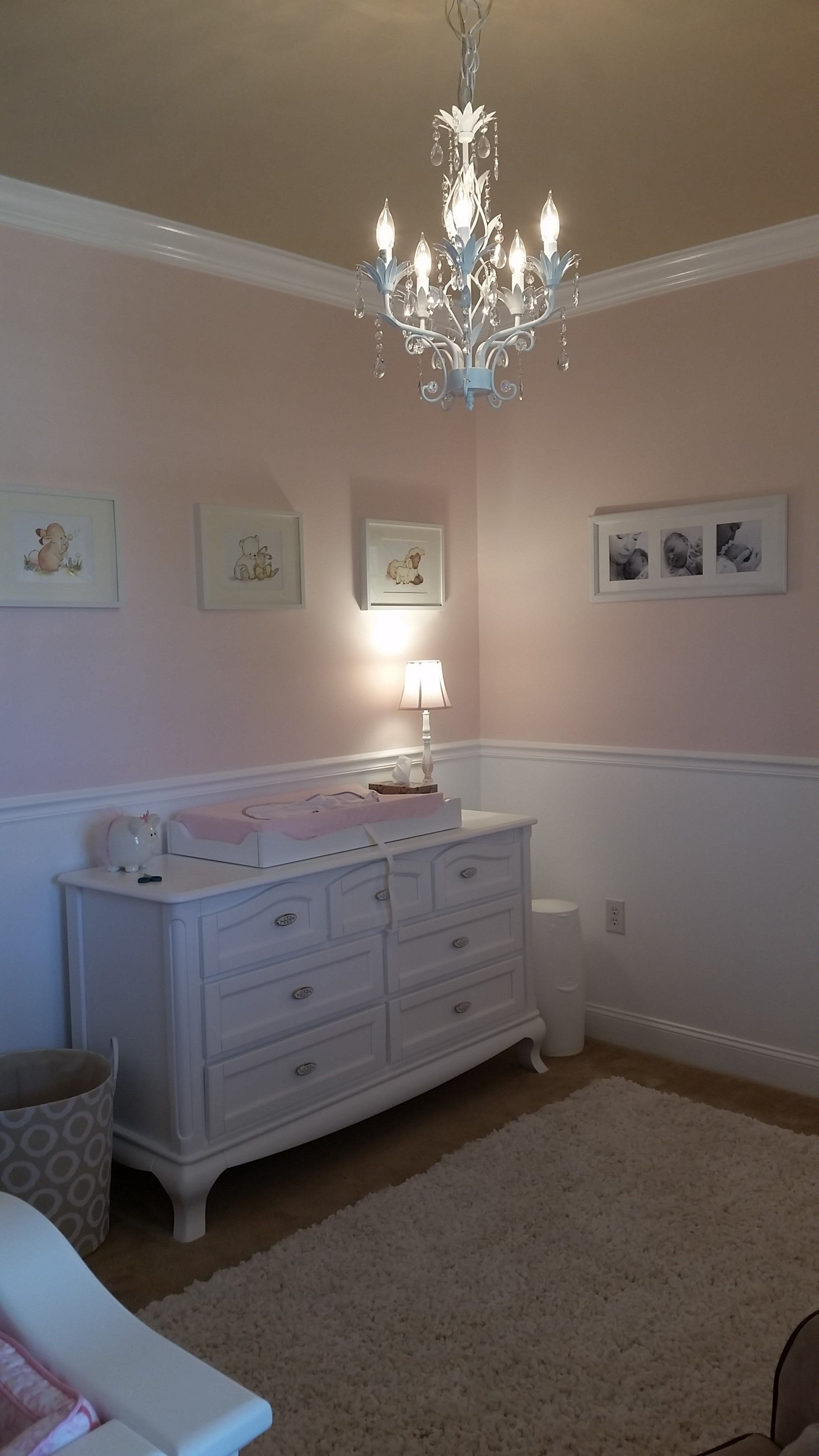 Baby Girl Room Conversion   Completion. Baby Girl Nursery / Nurseries . DIY  / Chair