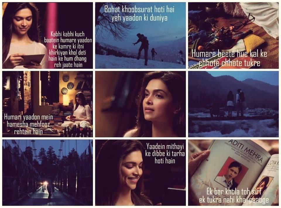 Deewani by dialogues deepika jawaani yeh hai Ranveer Singh's