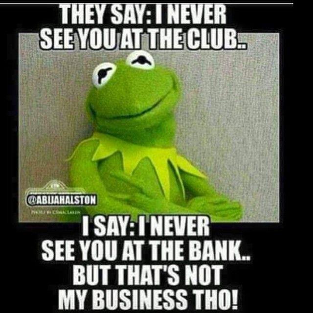 Pin On Kermit Memes