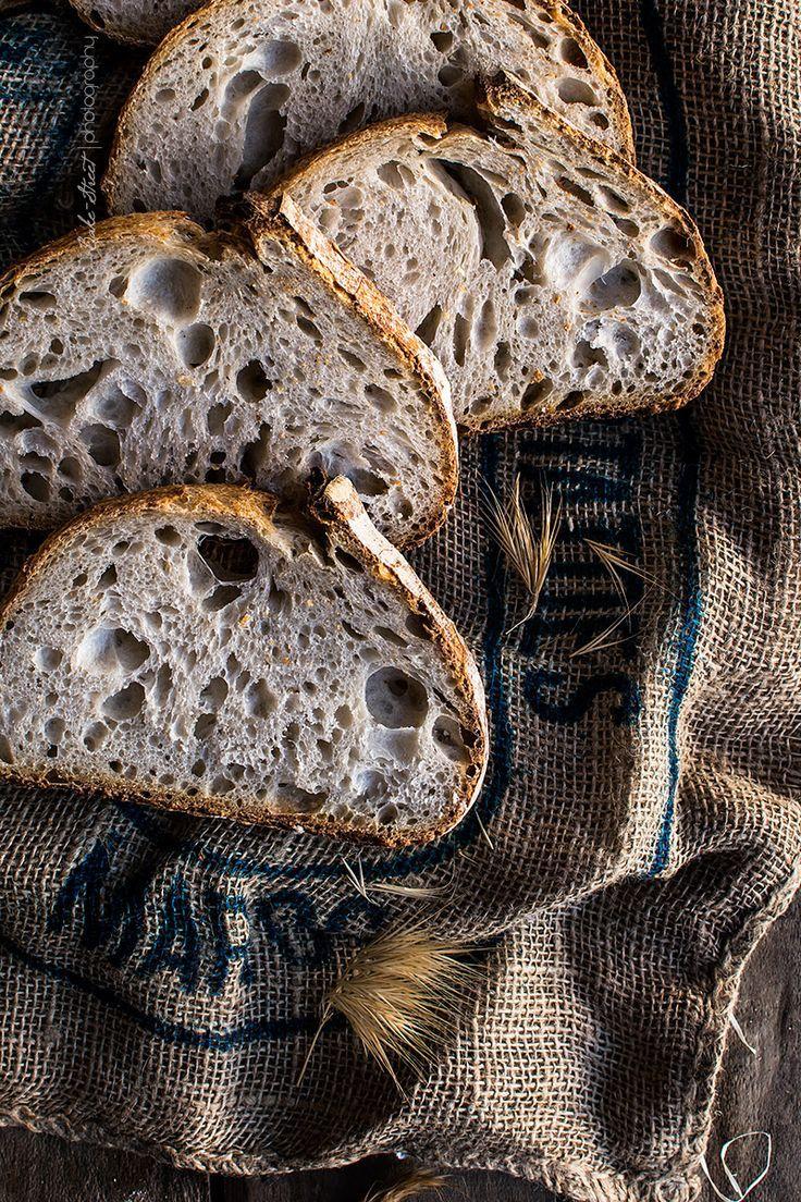 Pan con masa madre 150% - http://Bake-Street.com