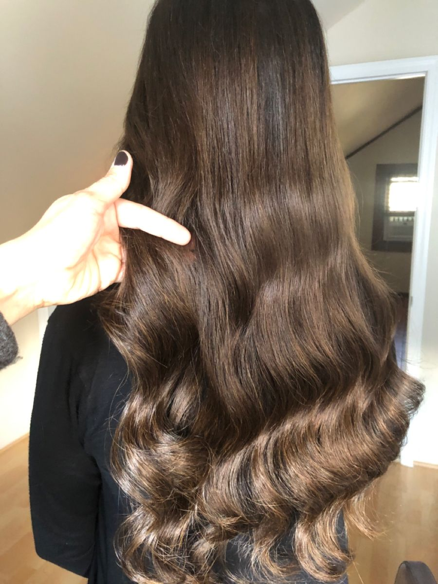 Our most popular item is our 20 inch itip hair extensions