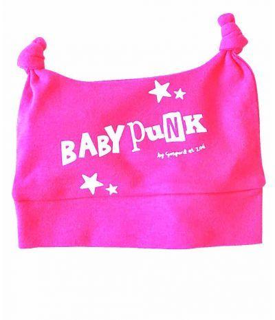 914f9b97836 Bonnet bébé fille original BABY PUNK - GASPARD ET ZOE
