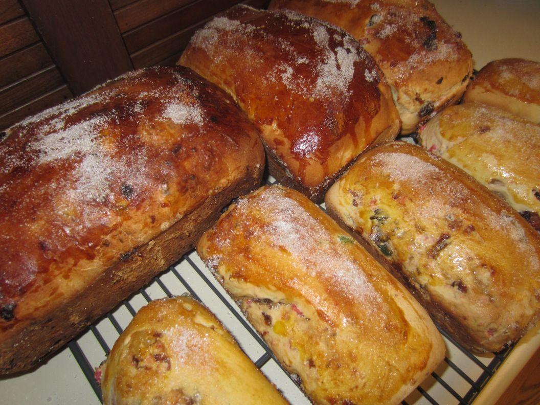 Baking Norwegian Christmas Bread | About Breads | Pinterest ...