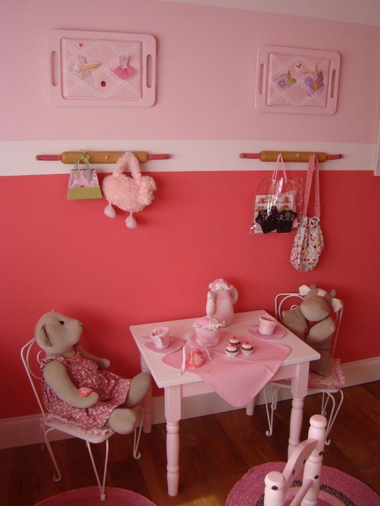 Estamos Invitados A Tomar El T Ideas Ni As Deco Pinterest  # Muebles Laqueados Infantiles