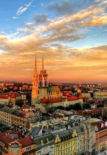 Zagreb Is The Capital City Of Croatia Filled To The Brim With Rich History And Wonderful Culture A Beautiful Place 10 10 Croatia Travel Croatia Zagreb Croatia
