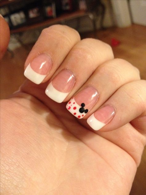 69 Best Ideas For Disney Pedicure Ideas French Manicures