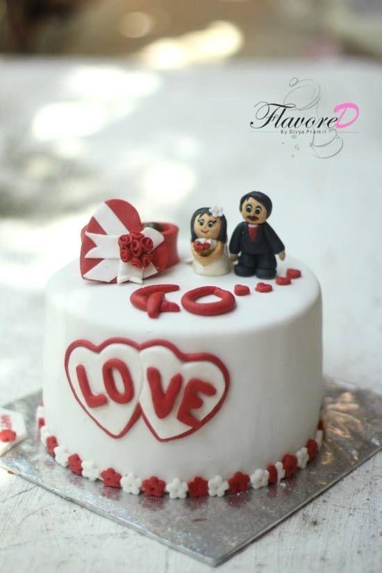 Flavored Anniversary Cake Ideas Fondant Anniversary Cake Cake