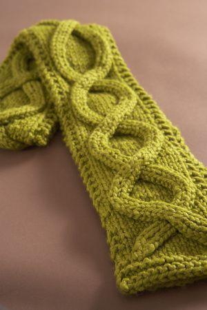 knit scarf pattern | štrikovanie | Pinterest