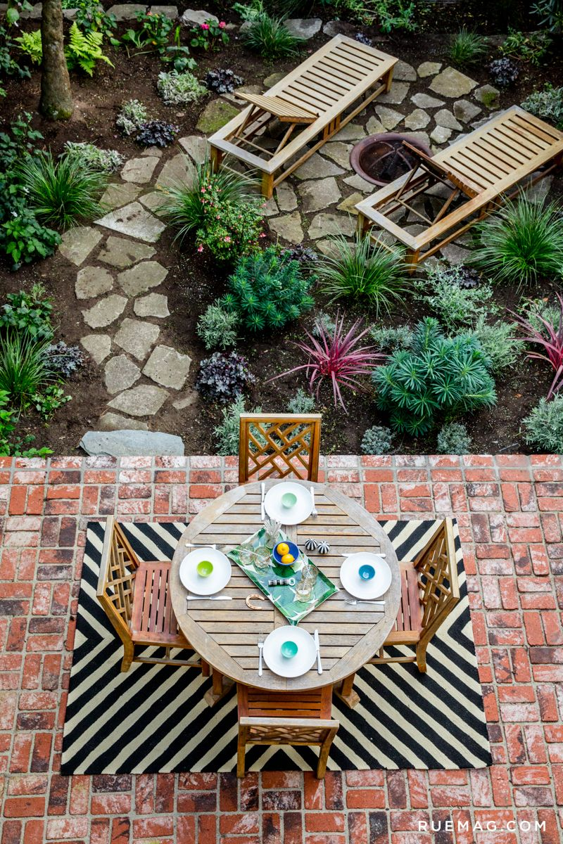 Patio Makeover with Loloi Rugs   Rue