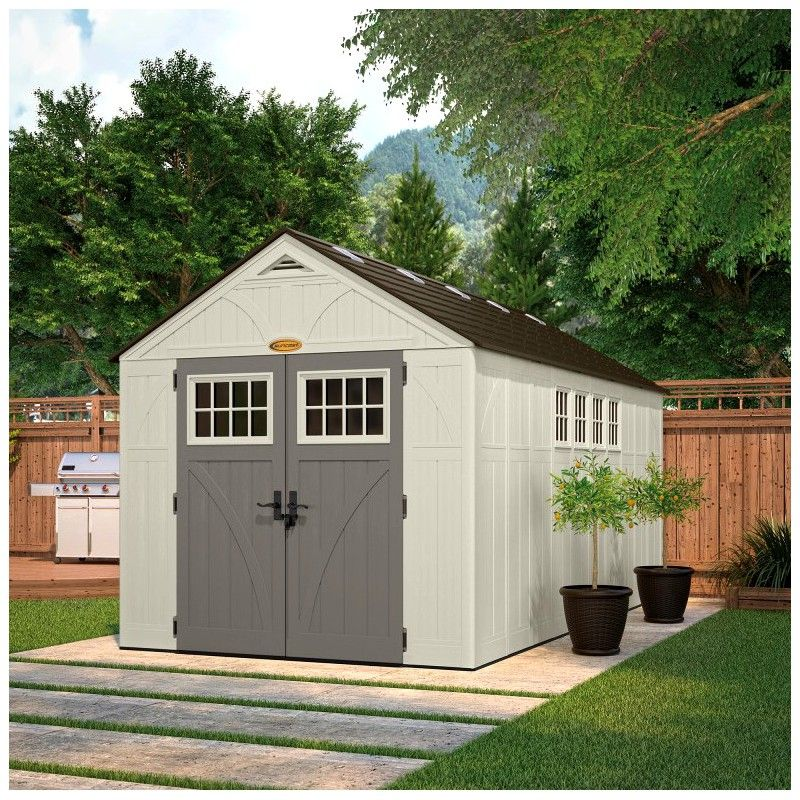 Lovely Suncast X Tremont Storage Shed