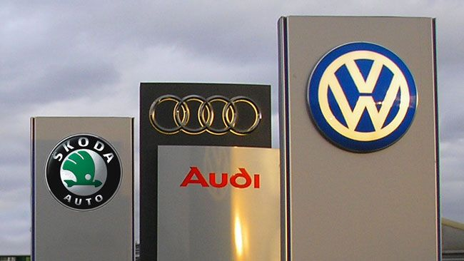 VW Emissions Scandal Million Audi And Skoda Cars Fitted With - Audi parent company
